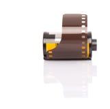 35mm照相机影片VIII 免版税库存图片