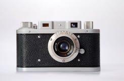 35mm照相机slr葡萄酒 免版税库存照片
