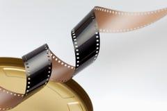 35 mm电影胶卷 免版税库存照片