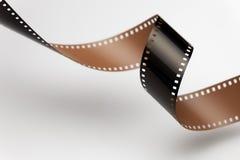 35 mm电影胶卷 免版税库存图片