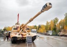 152 mm短程高射炮2S19M1 免版税库存照片