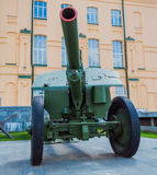 122 mm短程高射炮M1938 (M-30) 免版税库存图片