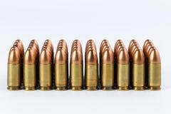 9mm项目符号 库存照片