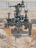 37 mm高射炮 免版税库存图片