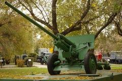 57-mm antitank gun model 1943 Royalty Free Stock Photos
