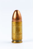 9mm bullet Stock Image