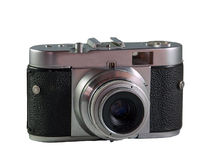 35mm Camera Stock Photography