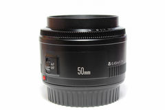 A 50mm camera lens Stock Photos