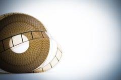 35mm de filmspoel met selectieve nadruk op film uitstekende kleur ziet eruit Stock Afbeelding