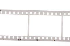 35mm De Strook van de film Stock Foto's