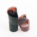 35mm de strook van de fotofilm Royalty-vrije Stock Afbeeldingen