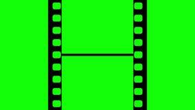 35mm de Videolengte van de Filmstrook stock illustratie