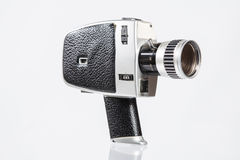 8mm Film-Kamera Stockfoto