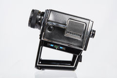 8mm Film-Kamera Stockbild