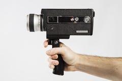 8mm Film-Kamera Lizenzfreies Stockbild