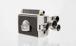 8mm Film-Kamera Stockbild