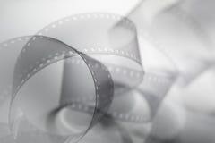 35 mm film pas Zamazany tło wizerunek Obraz Stock