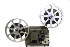 16mm Film Projector Stock Image