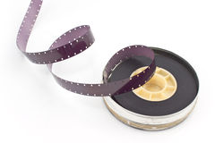 16mm film reel Royalty Free Stock Photography