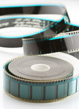 35mm film reel Stock Photography