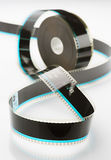 35mm film reel Royalty Free Stock Image