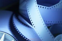 35mm filmfilm Royalty-vrije Stock Afbeeldingen