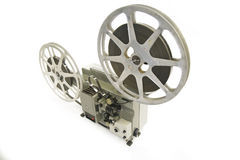 16mm Filmprojektor Lizenzfreies Stockfoto