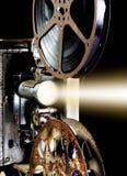 16mm filmprojektor arkivbilder