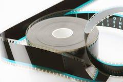 35mm filmrulle Arkivfoto