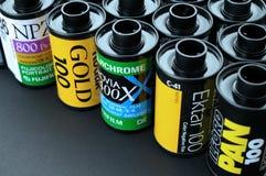 35mm Filmstreifen Lizenzfreie Stockfotos