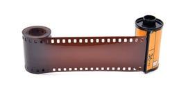 35 mm filmu ładownica Zdjęcia Royalty Free