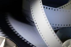 35mm filmu film Zdjęcia Stock