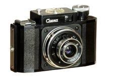 35mm fotocamerasmena Royalty-vrije Stock Foto's