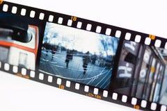 35mm Fotofilm lizenzfreie stockbilder