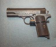 9mm Gewehr Frommer-Beispielsystem 1937 (Ungarn) Stockfotos