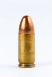 9mm Gewehrkugel Stockbild