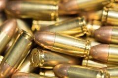 9mm Gewehrkugel Lizenzfreies Stockbild