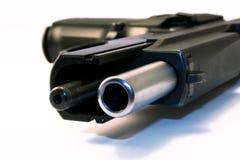 9mm gun Royalty Free Stock Photography