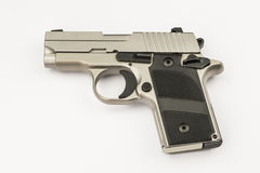 .380 mm hand gun Royalty Free Stock Photo