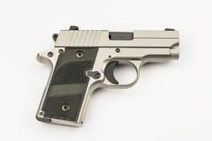 .380 mm hand gun Stock Image