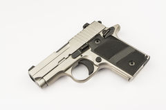 .380 mm hand gun Royalty Free Stock Image