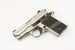 .380 mm hand gun Royalty Free Stock Image