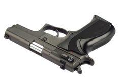 9mm handeldvapen Arkivfoton