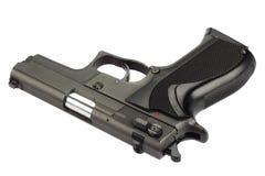 9mm handgun Stock Images