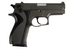 9mm handgun Royalty Free Stock Photos