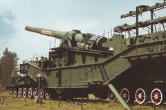 305mm installatie tm-3-12 Stock Foto
