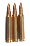 5.56mm kaliber Arkivbild