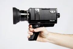 8mm kamerafilm Arkivbild