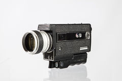 8mm kamerafilm Royaltyfri Foto