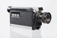 8mm kamery film Obrazy Stock